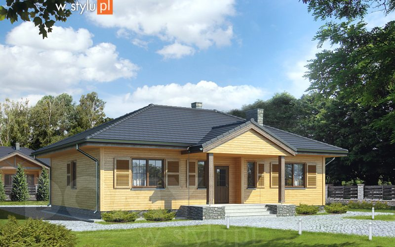 Jak wybrać projekt domów parterowych na każdą działkę?